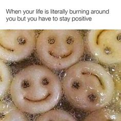 When Your Life Is A Disaster But You're Trying To Stay Positive funny lol humor funny pictures funny memes funny pics funny images really funny pictures funny pictures and images 100 Memes, Stupid Memes, Stupid Funny, The Funny, Dankest Memes, Dead Memes, Life Memes, Funny Relatable Memes, Funny Jokes
