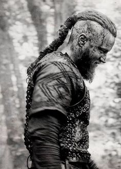 mine bw 1000 CAP History Channel vikings travis fimmel ragnar lothbrok Historyvikings mine:still vikingsedit my own caps