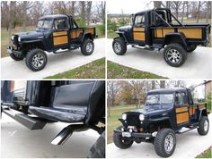 1948 willys overland jeep truck interior jeep pinterest jeep truck truck interior and jeeps. Black Bedroom Furniture Sets. Home Design Ideas
