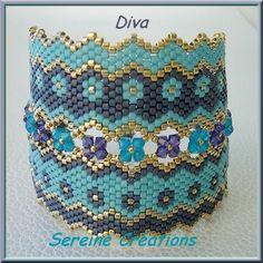 diva6  #beadwork