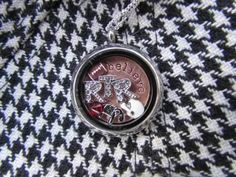 CUTE Origami Owl locket!! Roll Tide!! I hadn't thought about a sports themed one!