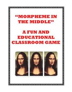 FREE! This is another in a series of creative, fun, and educational activities that I have put together for use in your Grade 5-9 ELA classroom. This challenging game helps develop vocabulary and critical-thinking skills without students even realizing it!