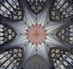 York Minster. James Morris, photographer.