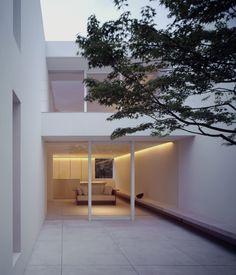Tetsuka house | Architect John Pawson | Tokyo, Japan, 2005