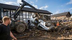 Hochwasser-Expertin: Bundesregierung wurde Tage vor der Flut gewarnt!