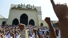 PressTV-Bangladeshis protest dropping Islam
