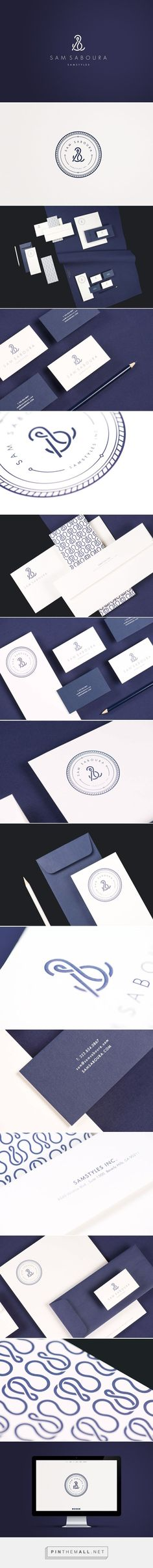 Sam Saboura on Behance... - a grouped images picture - Pin Them All http://jrstudioweb.com/diseno-grafico/diseno-de-logotipos/
