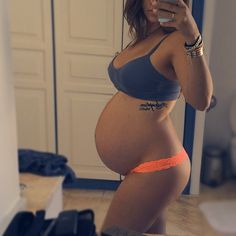 jenniferstano | Single Photo | dangercurves22. I want to look like this when I'm  pregnant