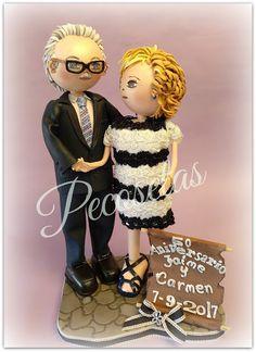 pecosetas: Fofus 50 aniversario Princess Zelda, Disney Princess, Elsa, Disney Characters, Fictional Characters, Cake, Artist, Cold Porcelain, Manualidades