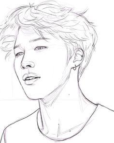 Park Jimin | BTS fanart