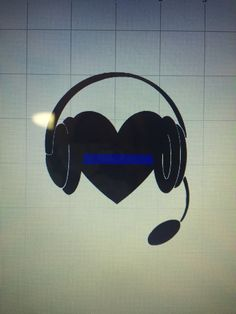 Police dispatcher vinal decal by UnderTheSunDecals on Etsy