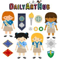 Daily Art Hub - Free Clip Art Everyday
