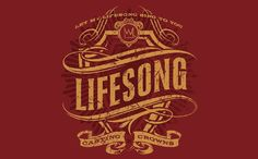Lifesong Red Tee - Casting Crowns Online Store