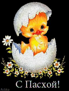 Happy Easter - Glitter Graphics: the community for graphics enthusiasts! Easter Art, Easter Bunny, Easter Pictures, Cute Pictures, Gif Pictures, Easter Parade, Cute Clipart, Glitter Graphics, Vintage Easter