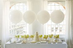 Things We Love - Wedding Dessert Tables - eleGALA.com