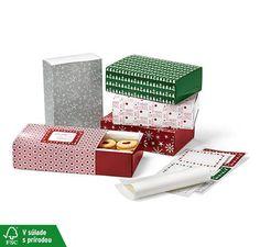 Darčekové škatuľky na cukrovinky