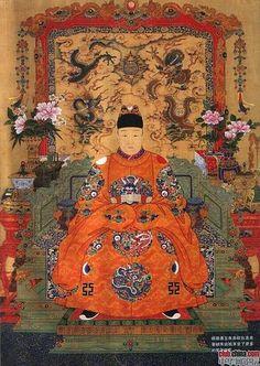 Empress Xiaoshengxian(1693-1777),consort of Yongzheng Emperor