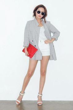 Today's Hot Pick :クラシカルチェックリネンジャケット http://fashionstylep.com/SFSELFAA0024431/stylenandajp/out