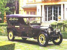 1915 Packard 5-48 Touring - (Packard Motor Car Company Detroit, Michigan 1899-1958)