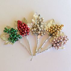 Fruit and Flowers by Tammie Linse Worman on Etsy
