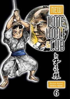 DEAL OF THE DAY New Lone Wolf & Cub Volume 6 TPB - $12.59 Retail Price: $13.99 You Save: $1.40 CLAWS OF THE CUB! Fighting for survival Shigekata is unaware that a warship sails north to ensure he will never reach Edo Castle.*Written by Lone Wolf and Cub creator Kazuo Koike! *Continues the Lone Wolf and Cub saga has sold over one million copies of the Dark Horse edition.  TO BUY NOW CLICK LINK BELOW http://www.shareasale.com/m-pr.cfm?merchantID=8908&userID=138292&productID=593335274