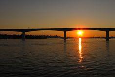 Il ponte Punta Penna