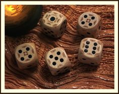 Pasha dice