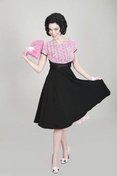 I think this dress was made for me!  Soft Roses | Bettie Page Clothing