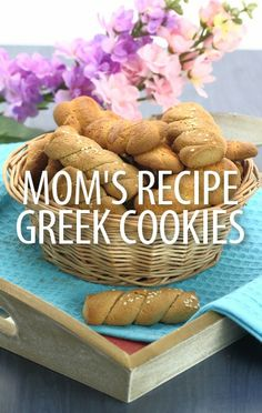 Michael Symon shared a dessert from his childhood. He made his Mom's Greek Cookies Recipe on The Chew, explaining that they are best served with coffee. http://www.recapo.com/the-chew/the-chew-recipes/chew-moms-greek-cookies-recipe-coffee-michael-symon-weight/