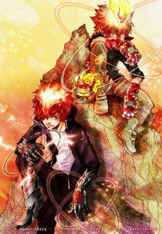 Kozato Enma & Sawada Tsunayoshi | Katekyo Hitman Reborn!