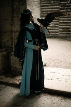 Raven of Ravenclaw by Aquamirral