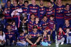 Comemoração do Doblete no Camp Nou !!  #Neymar #Neymarjr #FcBarcelona  @neymarjr ❤⚽