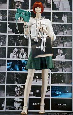 #Chanel Soho