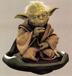 Yoda. Star Wars Armchair #starwars trendhunter.com
