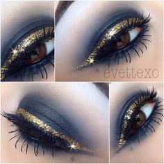 .@Jasmine Jones | Today's shadow  smokey eye. | Webstagram