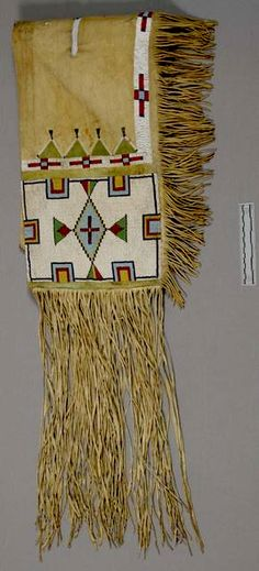 Sioux saddle bags NMNH  ac