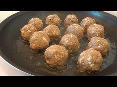 Traditional Canned Mackerel Recipe - Italian Meatballs