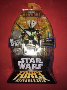 Star Wars Force Battlers General Grievous by Hasbro 2005 | eBay