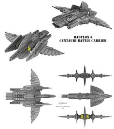 Centauri Republic - Battle Carrier by Mallacore on DeviantArt Spaceship Art, Spaceship Concept, Concept Ships, Stargate Ships, Stargate Atlantis, Babylon 5, Space Fighter, Sci Fi Spaceships, Sci Fi Tv