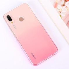 Collection Here The Reach For The Moon Pattern Transparent Frame Hard Back Case Cover For Huawei Honor 9 Lite 10 8 Lite 6x 7x 7s 7a Phone Bags & Cases