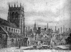 Bradford Cathedral, no date.  Early church BMD records here, too.  --from http://www.jowitt1.org.uk/prbrad_index.htm