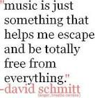 #music is just something that helps me #escape and be totally #free from everything.