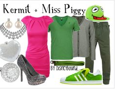 disney themed outfits | With The Muppets Movie out in theater we are seeing Muppet inspired ...