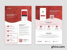 Buy Mobile App – Brochures Bundle Print Templates 5 in 1 by artbart on GraphicRiver. Mobile App – Brochures Bundle Print Templates 5 in 1 designed for use in many businesses. You can use this templates . Color Photoshop, Photoshop Shapes, Blank Business Cards, Professional Business Cards, Best Mobile, Mobile App, Presentation App, App Promotion, App Design Inspiration