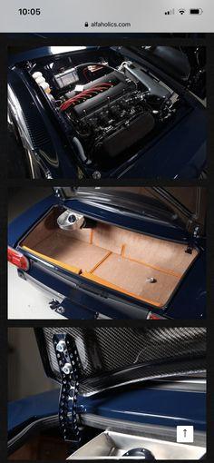 Alfa Romeo Giulia, Car Interiors, Exotic Cars, Motorbikes, Luxury Cars
