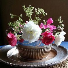 Ranunculus bouquet by Michel Eamon 2015