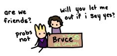 Bruce Banner in a box and Clint Barton Marvel Jokes, Avengers Comics, Avengers Memes, Marvel Funny, Hawkeye Comic, Best Avenger, Marvel Cinematic Universe, Clint Barton, Loki Thor