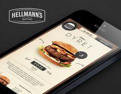 Hellmann's Facebook App // Danmarks Bedste Burger