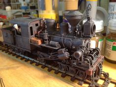 On30 Climax dress up - On30 - Model Railroad Forums - Freerails