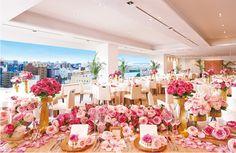 バンケット |バンケット | 福岡・博多のレストランウエディング・結婚式場 【En WEDDING <エンウエディング>】